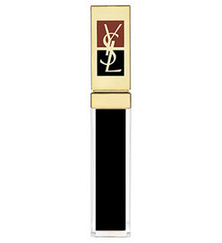Yves Saint Laurent Gloss Pur Black: Black & Blacker