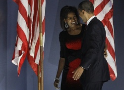 Sartorial Politics of the Obamas Praised