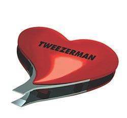 Tweezerman Heart-Shaped Tweezers: Valentine's 09 Special!