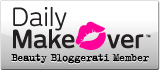 Daily Makeover Beauty Bloggerait Member