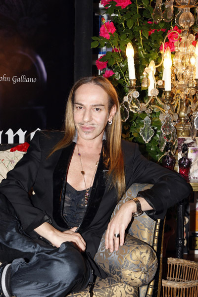 john galliano perfume. Continue reading quot;John