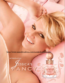 Jessica Simpson Fancy (2008) {New Fragrance} {Celebrity Perfume}
