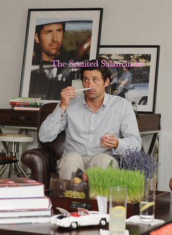 Avon Patrick Dempsey Unscripted + Launch Party (2008) {New Fragrance} {Celebrity Perfume}