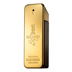 Paco Rabanne 1 Million Teaser Campaign {Fragrance News} {Scented Paths & Fragrant Addresses}