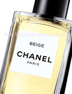"Chanel Beige in Les Exclusifs Collection: ""A Breath of Beige"" (2008) {New Fragrance}"