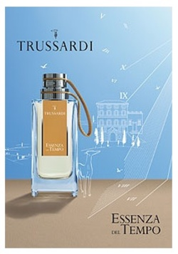 Trussardi Essenza del Tempo (2008): Slow Food, Slow Life {New Fragrance}