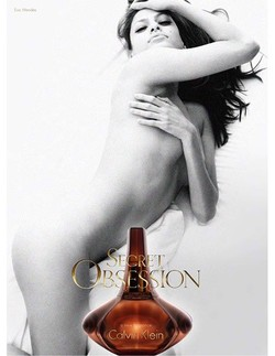 Calvin Klein Secret Obsession, Uncensored: X-tra Sensuous? {Fragrance News} {Perfume Ad}