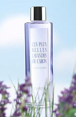 Les Plus Belles Lavandes de Caron (2008) {Perfume Review}