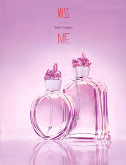 Choppy Waters for Stella Cadente Miss Me {Fragrance News}