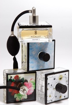 Bill Blass Couture Perfume Collection: 1, 3, 6, 7 & More (2008) {New Fragrances}