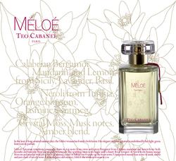 Teo Cabanel Méloé Eau Fraîche (2008) {New Perfume}