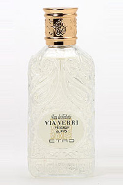 Etro Via Verri Vintage Limited Edition (2008) {New Perfume}: A New Via Verri