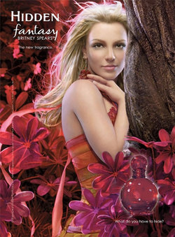Britney Spears Hidden Fantasy: The Ad {Perfume Images & Advert} {Celebrity Fragrance}