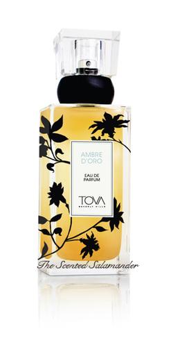 Tova Ambre d'Oro (2008) {New Perfume}
