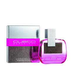 Custo Barcelona by Custo Barcelona: A Fruity-Floral Cypress (2008) {New Perfume} + Cypress Is In {Trend Alert}