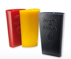 Acqua Di Parma Red, Yellow, Black & White Candles {Home Fragrance} {New Perfumes}