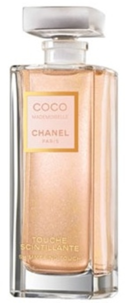 Chanel Coco Mademoiselle Shimmering Touch - Touche Scintillante (2008) {New Fragrance}
