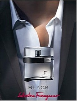 Salvatore Ferragamo F pour Homme Black (2009) {New Perfume} {Men's Cologne}