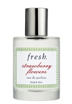 Fresh Strawberry Flowers (2008) {New Perfume}