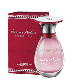 Christina Aguilera Inspire (2008) {Perfume Review} {New Fragrance} {Celebrity Perfume}