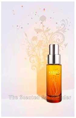 Kibio Eau de Parfum (2008): The First 100 % Organic Oriental-Chypre {New Perfume}