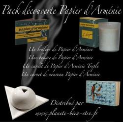 Papier d'Armenie Discovery Kit, Including Kurkdjian's Version {Fragrant *Holiday* Shopping}