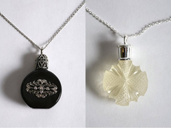 Outfit Yourselves with Perfume Necklaces! {Fragrant Shopping}