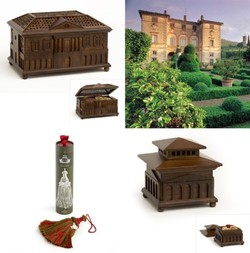 Agraria Villa Potpourri Boxes: For Architecture & Scent Aficionados {Fragrant Shopping}