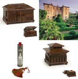 Agraria Villa Potpourri Boxes: For Architecture & Scent Aficionados {Fragrant Shopping}