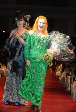 Vivienne Westwood Honoree of 2008 UK Circle of Champions {Fragrance News}