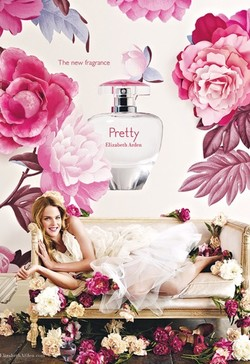 Elizabeth Arden Pretty (2009): Pretty in Pink Please {New Perfume}