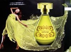 Christian Lacroix Absynthe by Avon (2009): The Green Faerie Is Back {New Perfume}