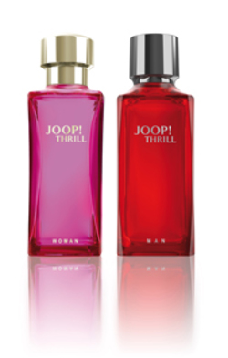 Joop! Thrill for Her & Him (2009) {New Fragrances}