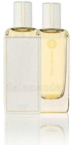 Hermes Hermessence Vanille Galante (2009) {Perfume Review & Musings} - Part 1