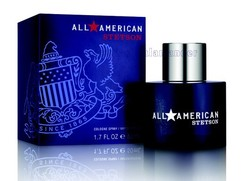 Stetson All American (2009) - The Scent of America's Melting Pot  {Perfume Review & Musings}