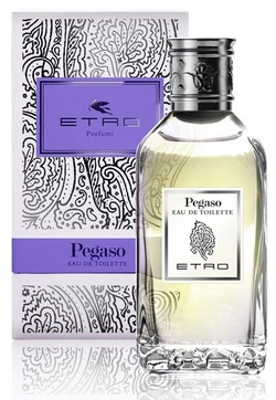Etro Pegaso (2009): Impression of an Italian Garden {New Perfume}