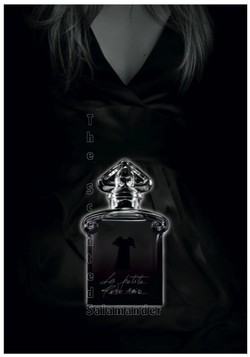 Guerlain La Petite Robe Noire (2009): The First Multi-Generational Guerlain {Perfume Review & Musings} {Fashion Notes}