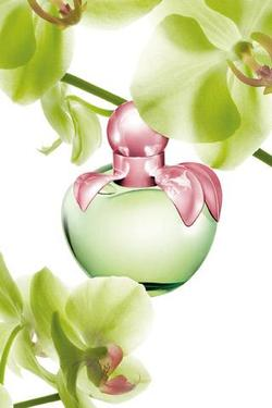 Nina Ricci Love by Nina (2009): Color Code Green, Smell Code Cherries & Almonds: The New Youth Theme {New Perfume} {Trend Alert}
