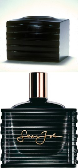 Sean Combs' Unforgivable Allegedly Plagiarizes Art Glass by Tom Patti {Fragrance News}