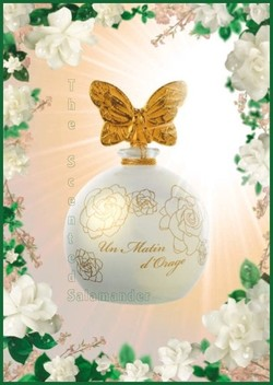 Annick Goutal Un Matin d'Orage (2009): Elemental Gardenia {Perfume Review & Musings} {New Fragrance}