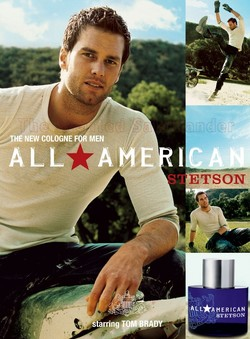 Signed Bottle of Stetson All American Giveaway {Fragrance News} {Celebrity Perfume}