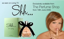 RIP Jade Goody - Her Perfume Used in Grief Ritual {Celebrity Fragrances - Perfume & Society}