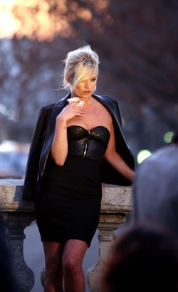 Kate Moss's Shoot in Paris for New Yves Saint Laurent Perfume {Fragrance News - News Bites}
