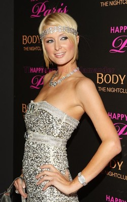 Paris Hilton Named Celebrity of the Year by The Fragrance Foundation {Fragrance News}