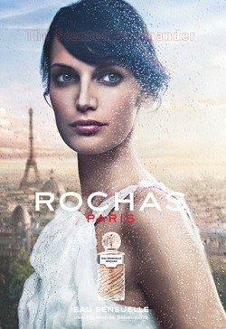 Rochas Fragrances Look towards the Future but by Relying on the Past {Fragrance News} More on Eau Sensuelle (2009) {New Perfume}