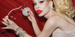 Amanda Lepore Amanda (2008), Happy Hooker, Lemore, Virgin Juice: 4 In A Row {New Fragrances} {Celebrity Perfumes}