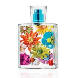 Flirt! Flowerific (2009): Eye-Popping Flowers {New Perfume}