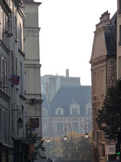 Guerlain will be in Le Marais {Scented Paths & Fragrant Addresses}
