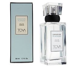 Tova Signature Platinum (2009): Trying To Recapture The Old Mystique {New Perfume}