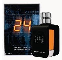 24 The Fragrance by ScentStory (2009) {New Perfume} {Celebrity Scent} {Men's Cologne}